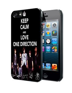 Keep Calm and Love 1D Samsung Galaxy S3 S4 S5 Note 3 , iPhone 4 5 5c 6 Plus , iPod 4 5 case, HtC One M7 M8