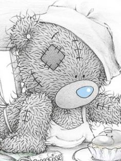 tatty teddy bear wallpaper - Google Search