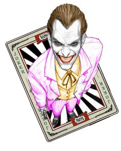 Joker Card Tattoo by ~locoryan on deviantART