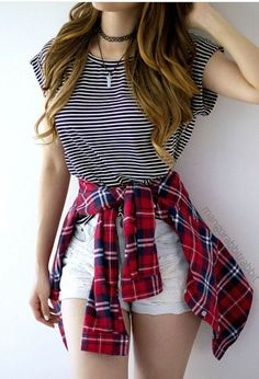 The most beautiful shorts for women are in the summer of Die schönsten Shorts für Frauen liegen im Sommer 2018 The most beautiful shorts for women are summer 2018 # outfits School # # school spring # Casuales # juvenile # # young men # cute # fashion - Teenage Outfits, Teen Fashion Outfits, Mode Outfits, Cute Fashion, Outfits For Teens, Trendy Outfits, Girl Fashion, Fashion Ideas, Church Outfits