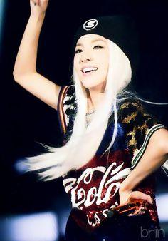 Dara The YG's Sweet heart, Has a long list of fanboys.