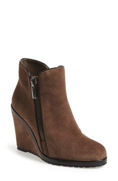 Vince Camuto 'Jeffers' Wedge Bootie (Women) available at #Nordstrom