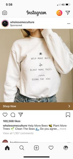 Shop Now, Bee, Sweatshirts, Sweaters, Clothes, Shopping, Instagram, Fashion, Moda