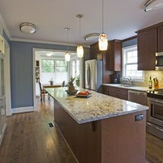Choosing Colors For Kitchen Remodel