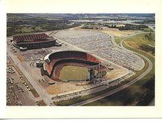 Royals Stadium Kansas City Stadium Baseball