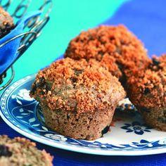 Blueberry Delight Crumble Muffins | Recipe Farm Recipe Farm