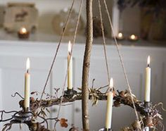 Get inspired to decorate your home with these easy and affordable holiday crafts