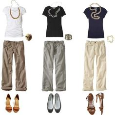 8152632ba072 White Linen Pants and Striped Top Street Style   JohnnyWas.com Blog ...
