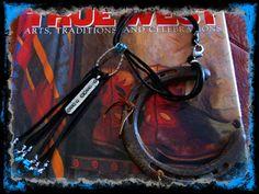 Signature Bohemian Cowgirl Living Free Black by LivingFreeByEP, $58.00