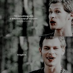 "Klaus | The Vampire Diaries ""The Big Bad Wolf"""