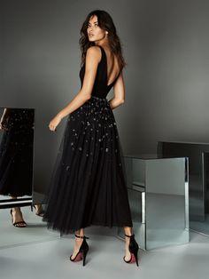 35d4a4622 16 mejores imágenes de Vestido de tul negro