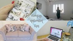 CLEANING MOTIVATION TIPS / CLEANING HACKS