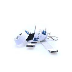 Promoschlüsselbänder Material: Leder / Polyester Breite: 20mm Druck: Siebdruck Verschlüsse: Oval / Standard Clip: Kunststoff / Metall Sicherheitsclip Empira