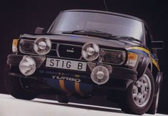 Saab 99 Turbo Rally