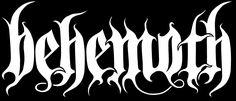 Behemoth #logo