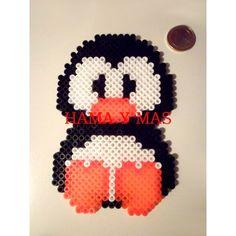 Penguin  hama beads by hamaymas