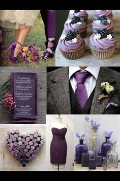 Wedding colour scheme