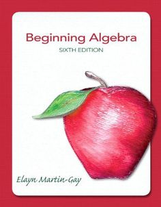 Thinking mathematically 6th edition by robert f blitzer most beginning algebra 6th edition fandeluxe Choice Image