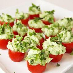 I love popping a scrumptious biteful of something into my mouth. Finger foods are so much fun! Sometimes I daydream about what it must be like to have a butler wandering around my home, offering me a tray filled with delicious finger foods. He then retreats to my over-sized kitchen so my per