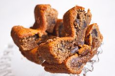 Chocolate Chip Blondies (med vegan-alternativ) – ROETHLISBERGER