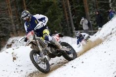 #racing #fe250 Rockstar Energy Husqvarna riders face challenging conditions in Finland What's new on Lulop.com http://ift.tt/2opvrnU