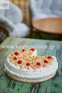 Greek Recipes, Sweet Life, Tiramisu, Cereal, Cooking, Breakfast, Ethnic Recipes, Food, Cakes