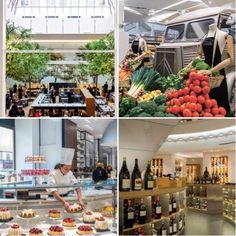 Since 1988, La Grande Epicerie de Paris, a subsidiary of Le Bon Marché Rive Gauche, has become one of the capital's leading food stores. It occupies an area just short of 3000m2 and sells 30 000 international gourmet product.  Open from Monday to Saturday between 8.30am to 9pm.  38 rue de Sèvres, 75007 Paris (only 10mins walk from La Maison Saint Germain)!