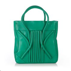 Swirl Tote Green, $599, now featured on Fab.