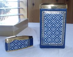 Vintage 1960s Di Lido Cigarette Case and by ChevyLovesLaura, $45.00