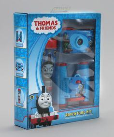 Take a look at this Thomas the Tank Engine Adventure Set by Thomas & Friends on #zulily today!