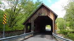 Emerts Cove #coveredbridge on the way form #BlueMountainLodge to the Greenbrier Entrance of the #GreatSmokyMountains National Park