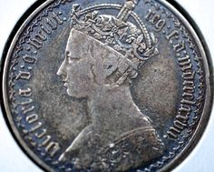 Great Britain One Florin 1877