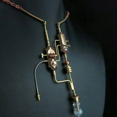 Steampunk Tendencies | Steampunk Jewelry by Steelhip Design https://www.facebook.com/groups/steampunktendencies/permalink/648807235173716 New Group : Come to share, promote your art, your event, meet new people, crafters, artists, performers... https://www.facebook.com/groups/steampunktendencies