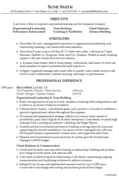 Leadership Resume Examples Fair Image Result For An Example Of Hard Conflicts  Leadership