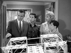Leave It To Beaver - Kite Day- 50's tv show