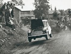 Timo Makinen, 1000 lakes rally 1967