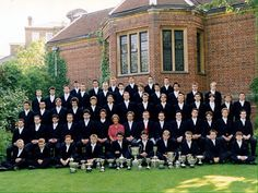Tom Hiddleston - Black.Garment + Red Waistcoat - Eton College