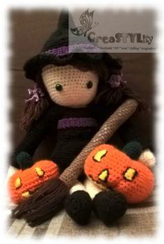 Freche Halloween-Hexe! ^^