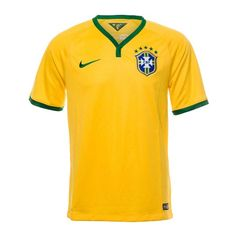CAMISETA ALTERNATIVA NIKE BRASIL REPLICA - dexter
