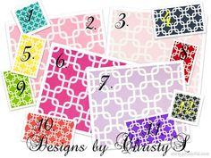 a6c3151e1da35 Pick Your Gotcha Crib Sheet by DesignsbyChristyS on Etsy, $35.00 Crib  Mattress, Crib Sheets