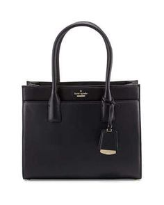 lucca+drive+candace+tote+bag,+black+by+kate+spade+new+york+at+Neiman+Marcus.