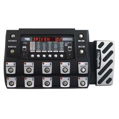 Digitech RP1000 Guitar FX Pedal Unit - Another one worth mulling over