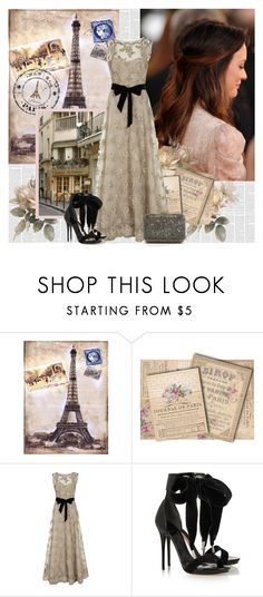 """""""Good Morning Polys!!!"""" by bklana ❤ liked on Polyvore featuring XOXO, Franks, WALL, Shabby Chic, Monique Lhuillier, Alexander McQueen and Zara"""