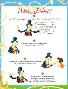 Tour De Magie Pour Enfants : magie, enfants, Idées, Tours, Magie, Enfants, Enfants,, Magie,