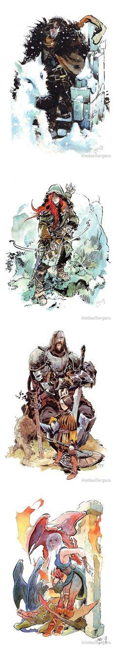 Geniales imágenes de game of thrones... pasa o moriré...