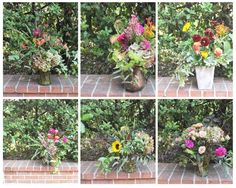Week 42 // Slow Flowers Challenge and a Day of Flowers at Filoli