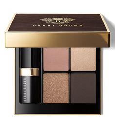 Best Holiday Makeup Palettes - Bobbi Brown 'Party To Go' Lip & Eye Palette…perfect gift to give (or keep! Eyeliner Brush, Eyeshadow Brushes, Makeup Brushes, Makeup Remover, Eye Palette, Makeup Palette, Eyeshadow Palette, Bobbi Brown Palette, Neutral Palette
