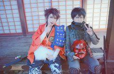 qianyeyu900713(Abyss夜阁) Mutsunokami Yoshiyuki Cosplay Photo - Cure WorldCosplay