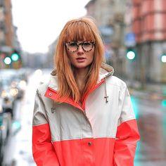 NanaWoody&John wearing True Rain by Ilse Jacobsen Hornbæk during Milan Fashion Week @nanawoodyandjohn