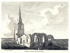 Boughton Church, Northampton